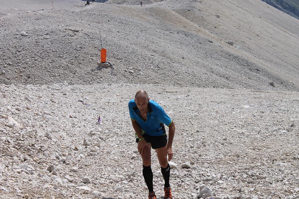 Zugspitzlauf Extremberglauf - Ziel 2011 - 50