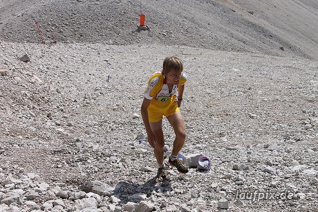 Zugspitzlauf Extremberglauf - Ziel 2011 - 38
