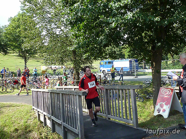 Triathlon HaWei - Harth Weiberg