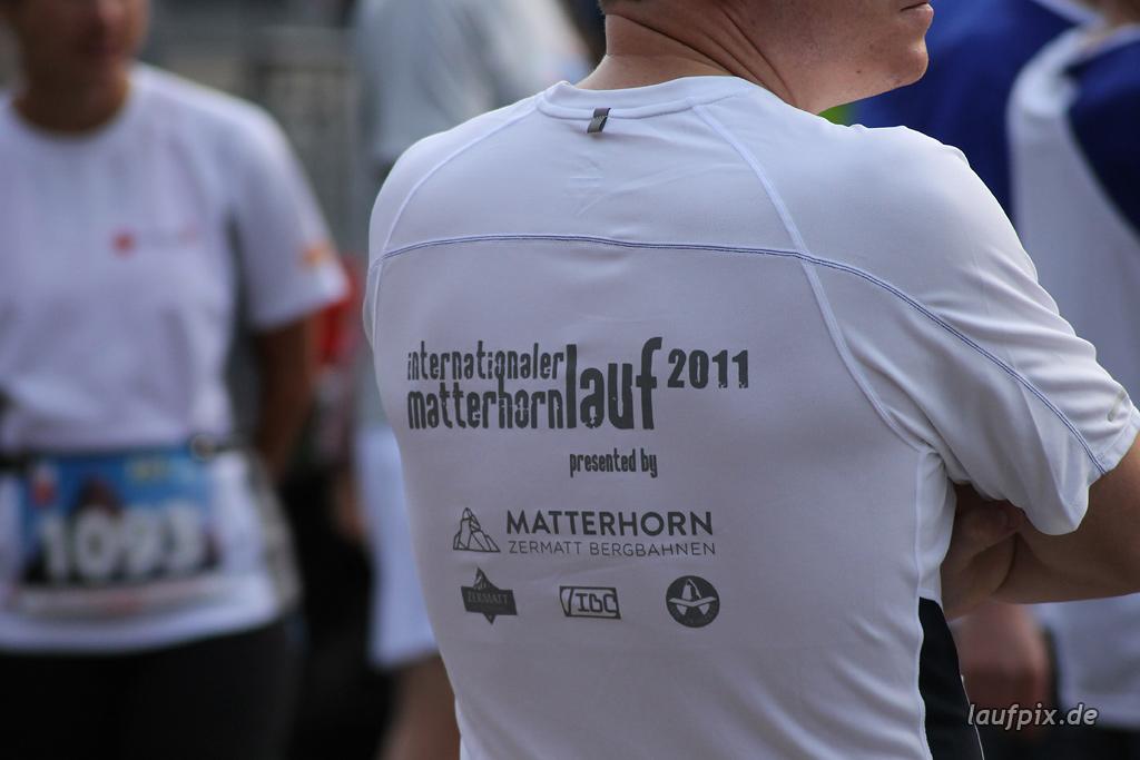 Matterhornlauf Zermatt 2011 - 8