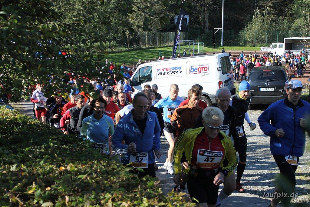 Rothaarsteig-Marathon 2011 - 32