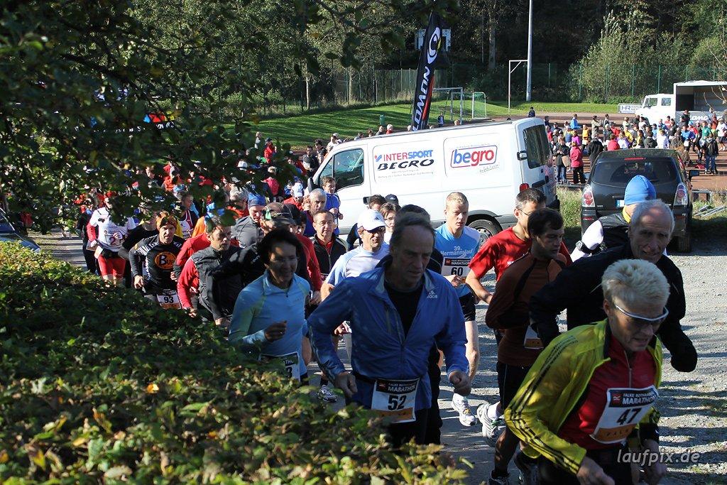 Rothaarsteig-Marathon 2011 Foto (33)