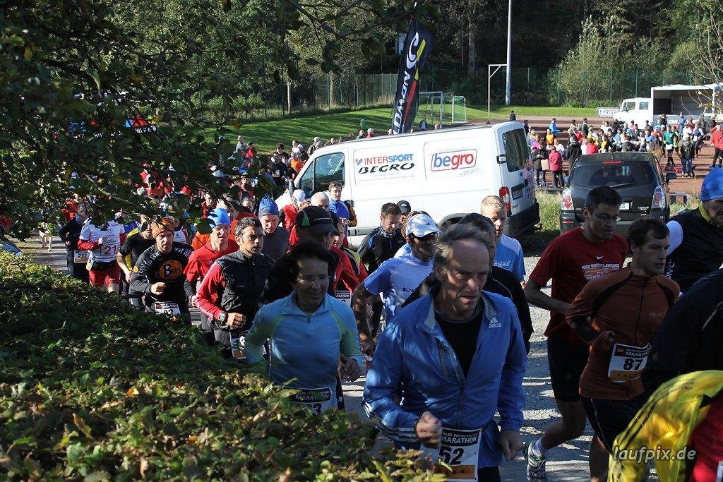 Rothaarsteig-Marathon 2011 - 34