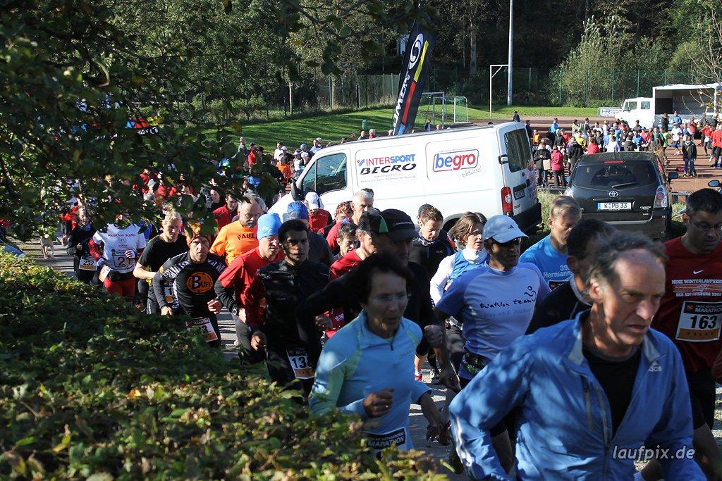 Rothaarsteig-Marathon 2011 Foto (35)