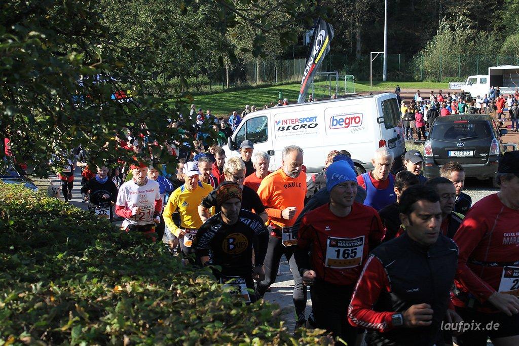 Rothaarsteig-Marathon 2011 - 38