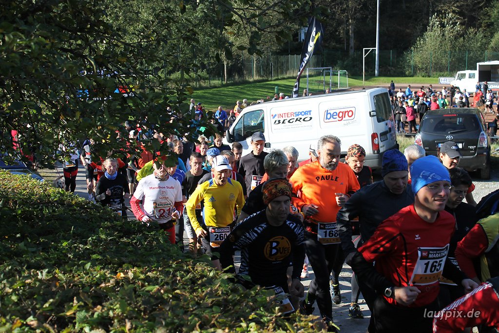 Rothaarsteig-Marathon 2011 - 39