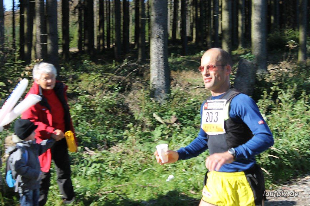 Rothaarsteig-Marathon 2011 - 90