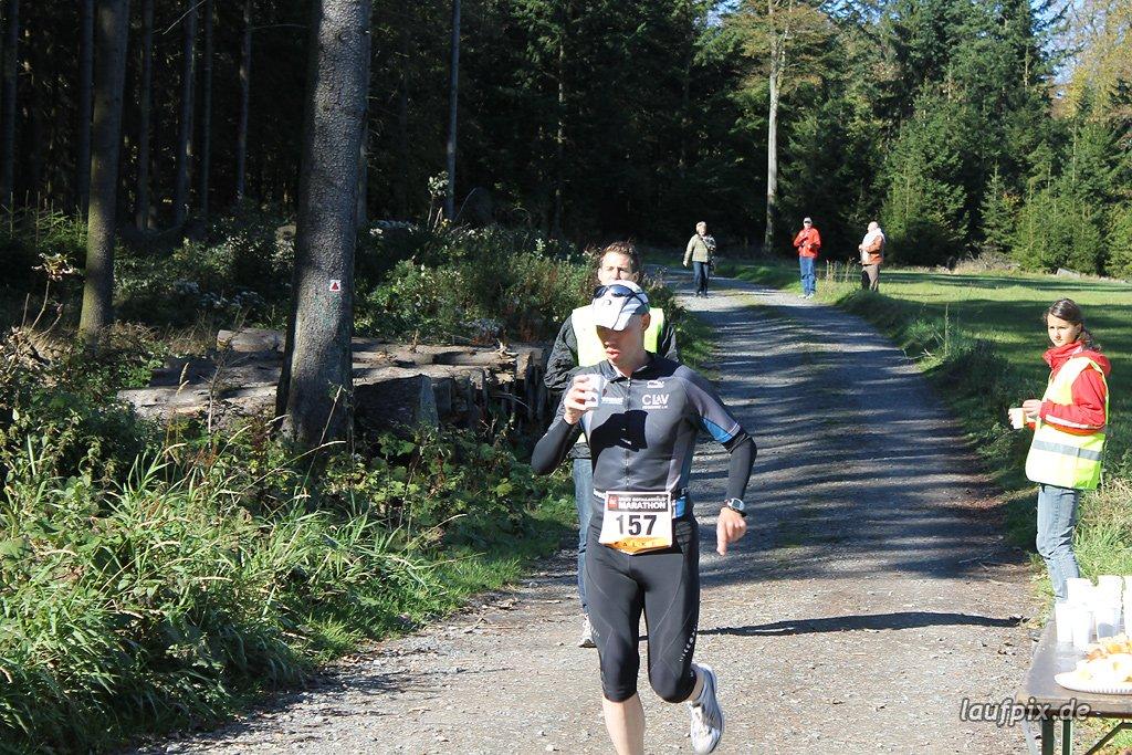 Rothaarsteig-Marathon 2011 - 92