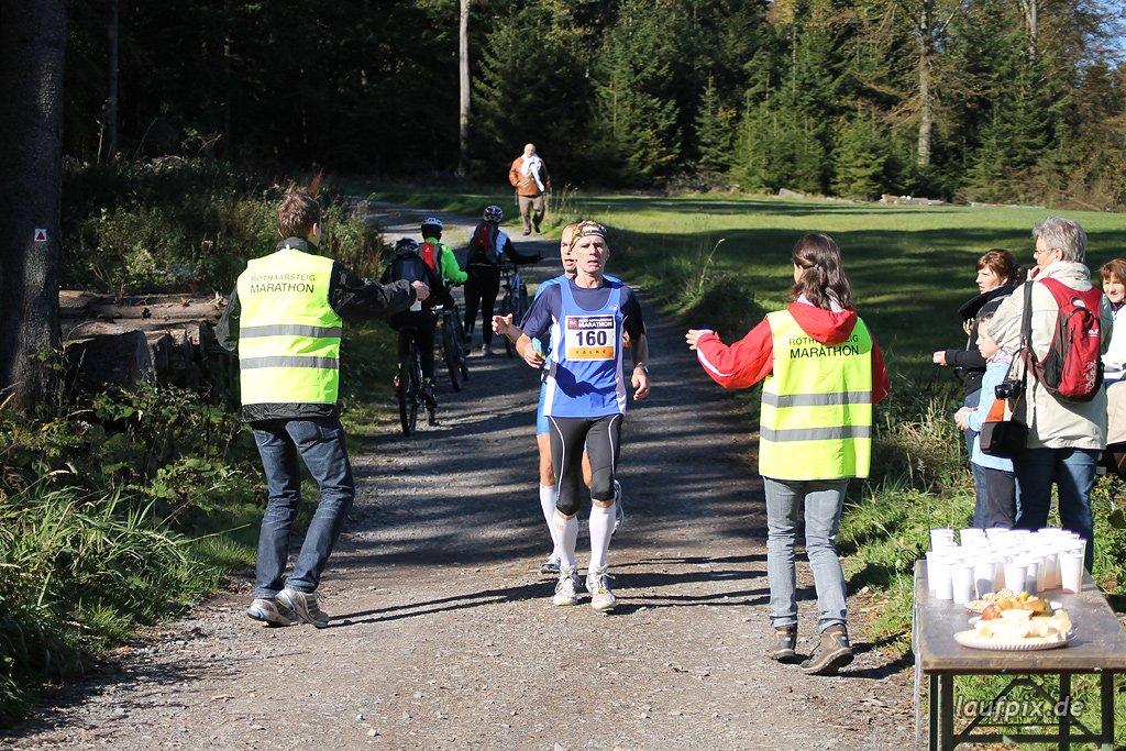 Rothaarsteig-Marathon 2011 - 122