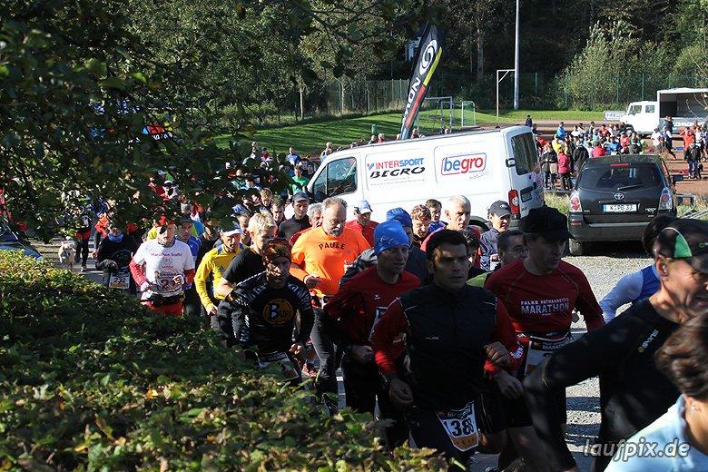 Rothaarsteig-Marathon 2011 - 37