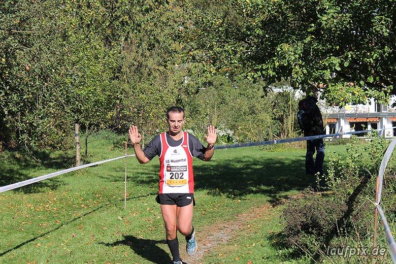 8. int. FALKE Rothaarsteig-Marathon