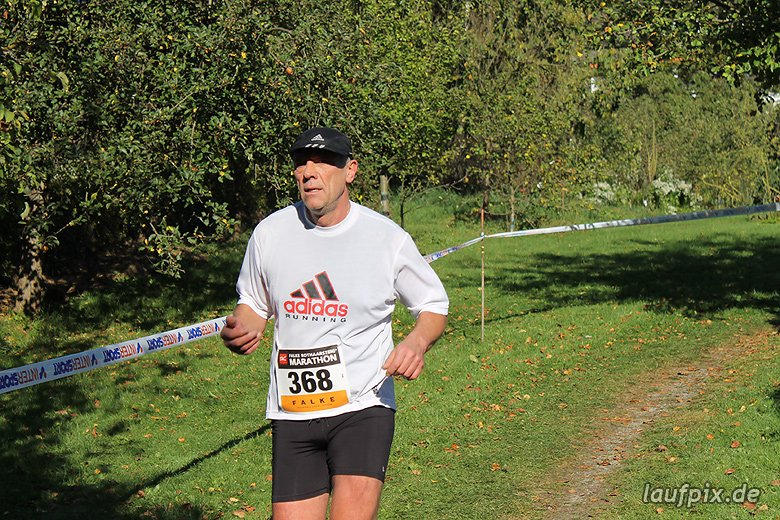 Rothaarsteig-Marathon 2011 - 302