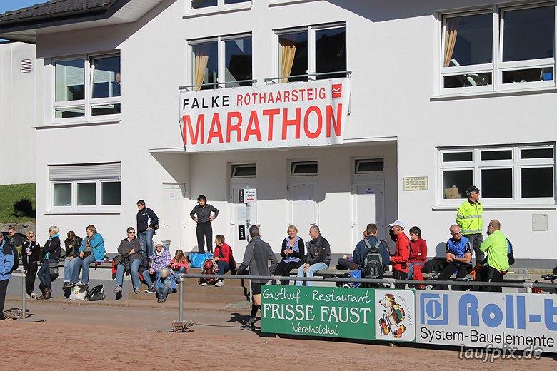 Rothaarsteig-Marathon 2011 - 402