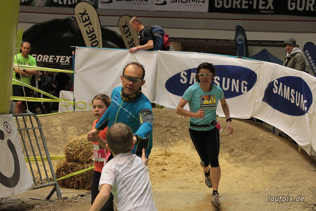 ECCO Indoor Trailrun 2012 - 8