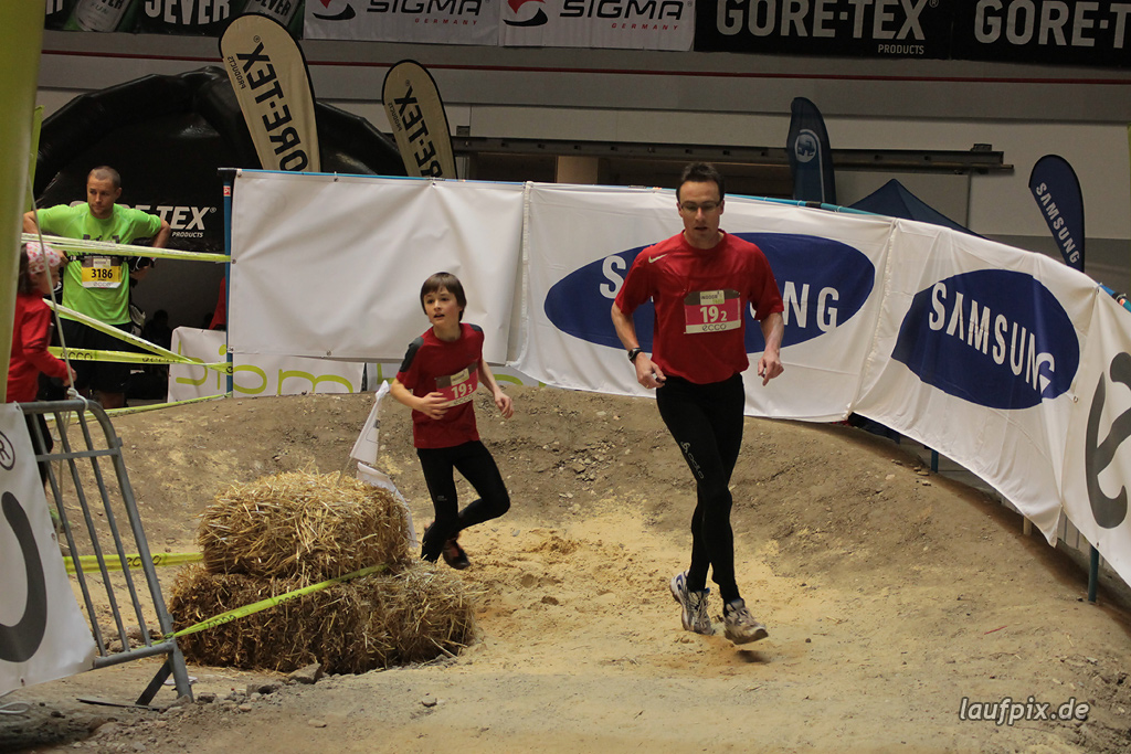 ECCO Indoor Trailrun 2012 - 10
