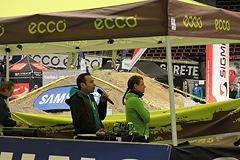 ECCO Indoor Trailrun 2012 - 1