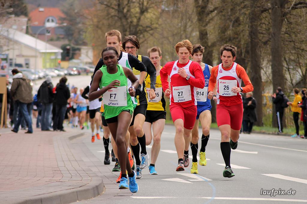 Paderborner Osterlauf 10km - km1 2012 - 17