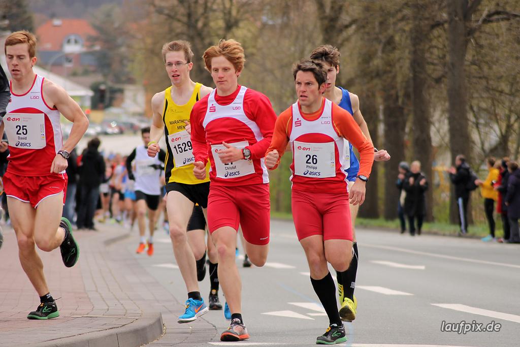 Paderborner Osterlauf 10km - km1 2012 Foto (19)