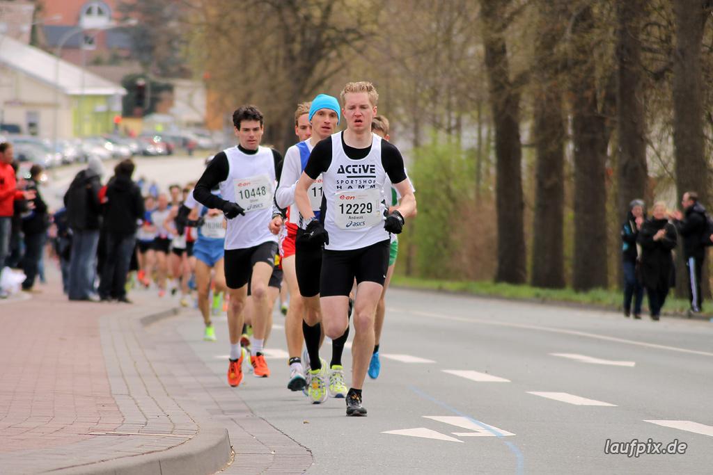 Paderborner Osterlauf 10km - km1 2012 Foto (20)