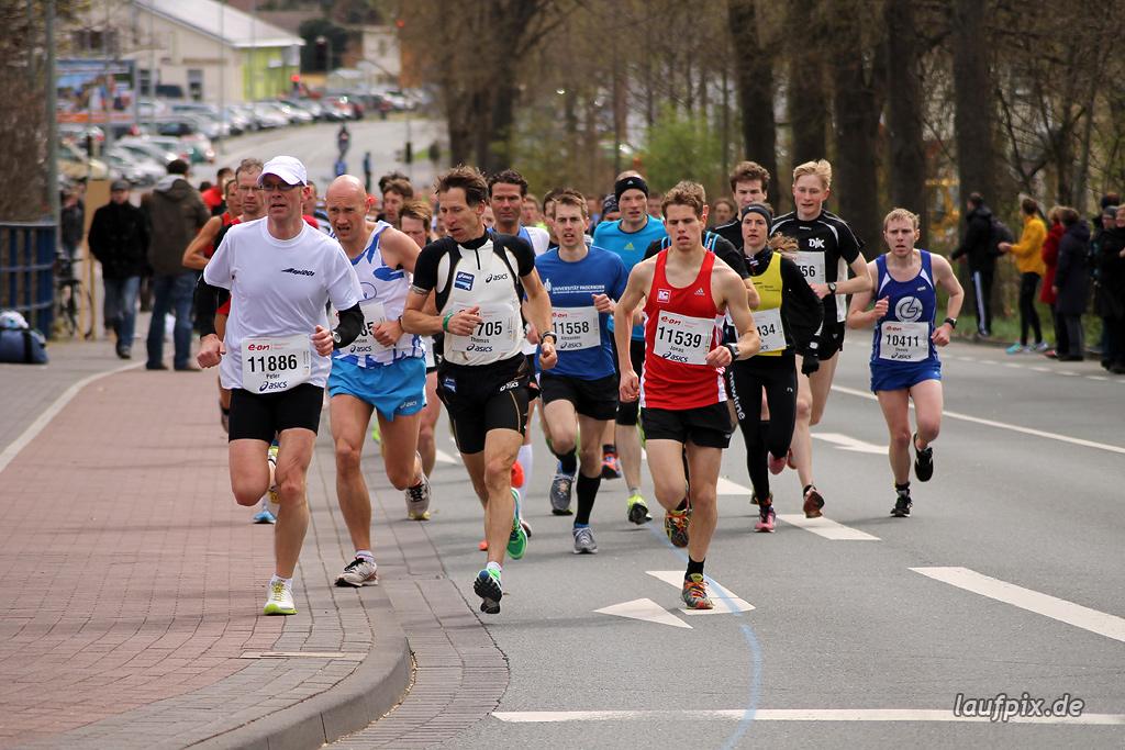 Paderborner Osterlauf 10km - km1 2012 Foto (25)