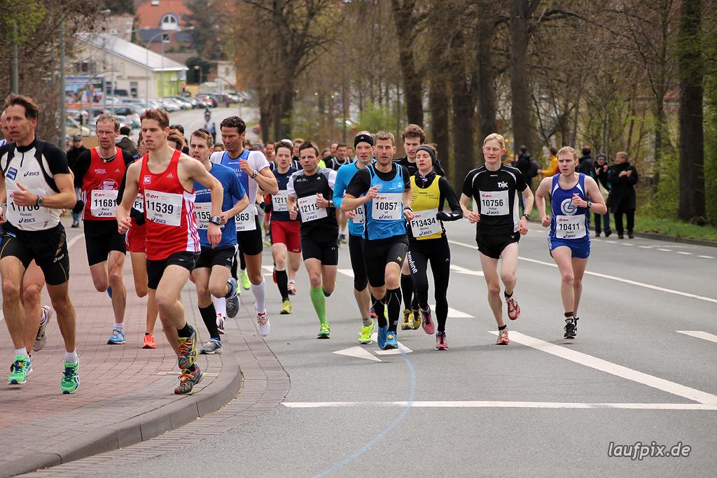 Paderborner Osterlauf 10km - km1 2012 Foto (27)