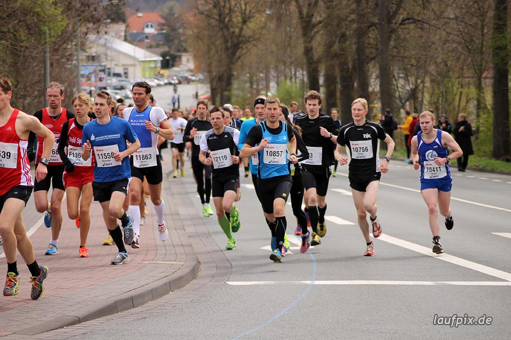 Paderborner Osterlauf 10km - km1 2012 Foto (28)