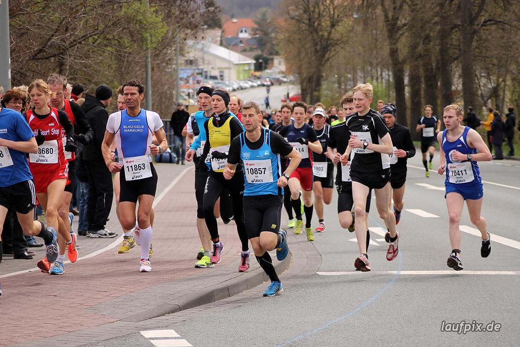 Paderborner Osterlauf 10km - km1 2012 - 30