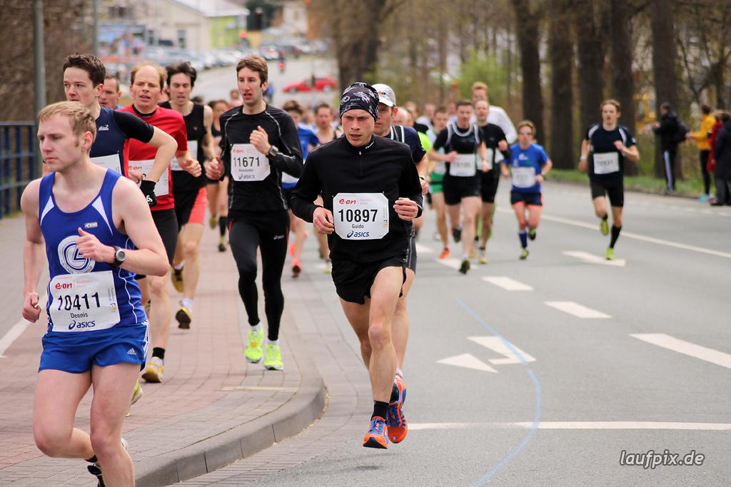 Paderborner Osterlauf 10km - km1 2012 - 31