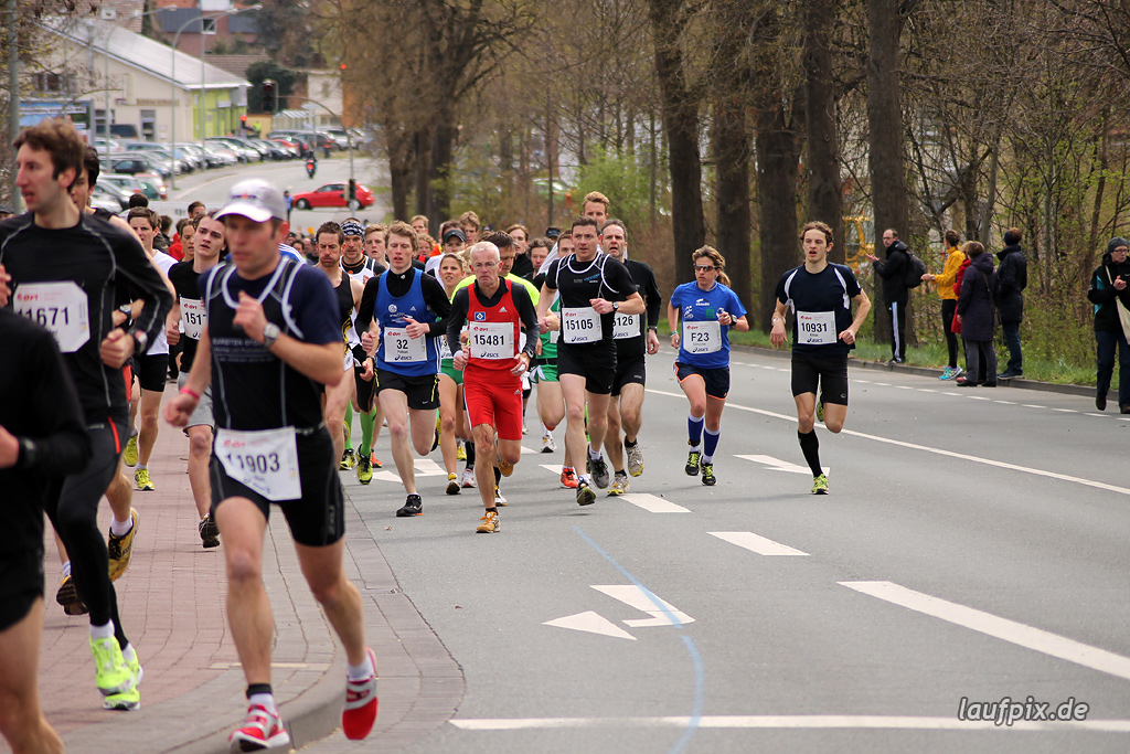 Paderborner Osterlauf 10km - km1 2012 - 32