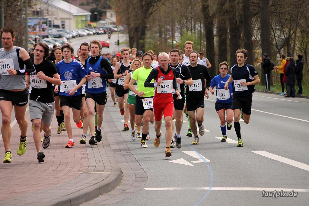 Paderborner Osterlauf 10km - km1 2012 - 35