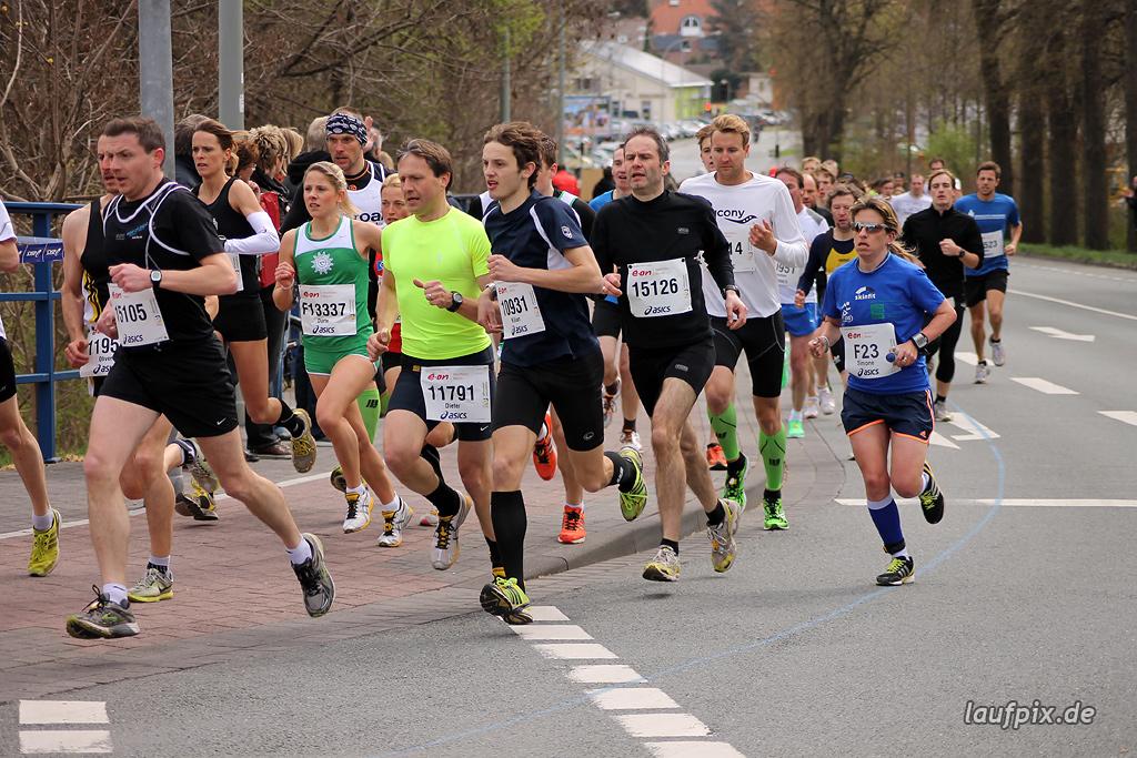 Paderborner Osterlauf 10km - km1 2012 - 40