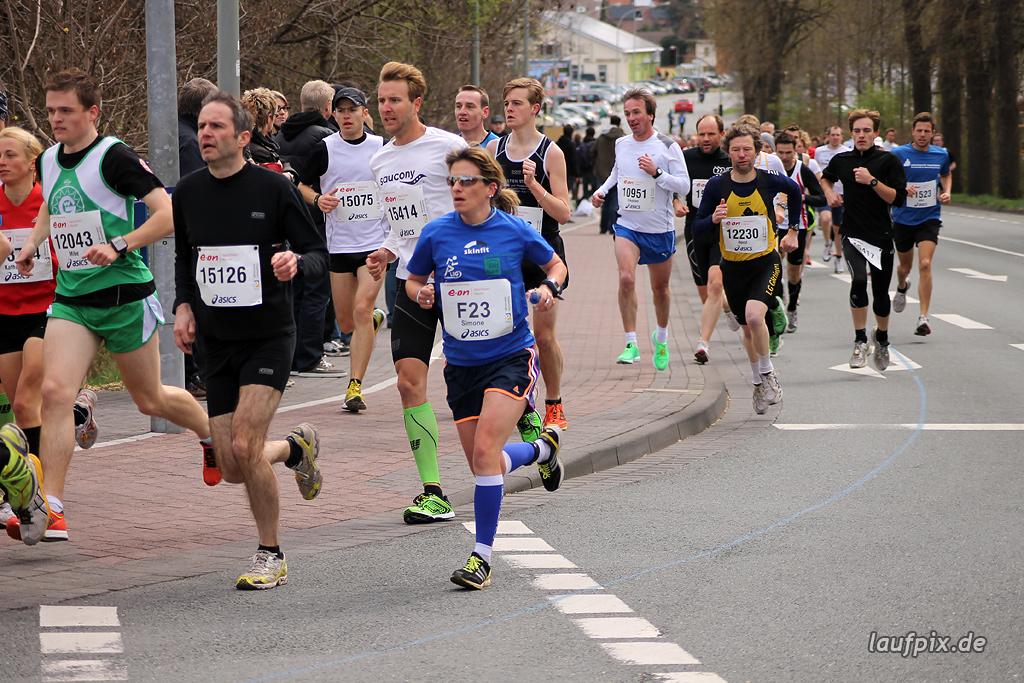 Paderborner Osterlauf 10km - km1 2012 - 41