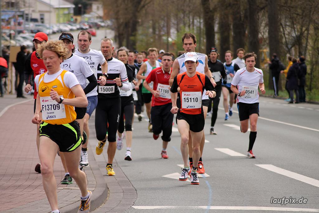Paderborner Osterlauf 10km - km1 2012 - 48