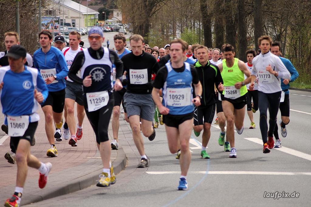 Paderborner Osterlauf 10km - km1 2012 - 58