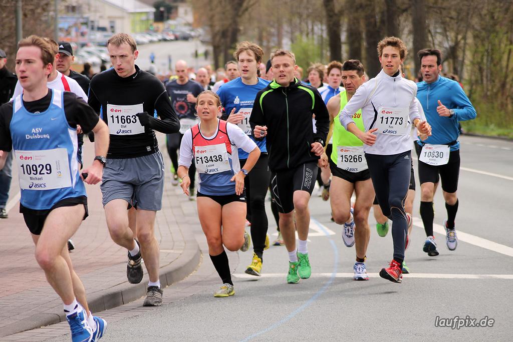 Paderborner Osterlauf 10km - km1 2012 - 59