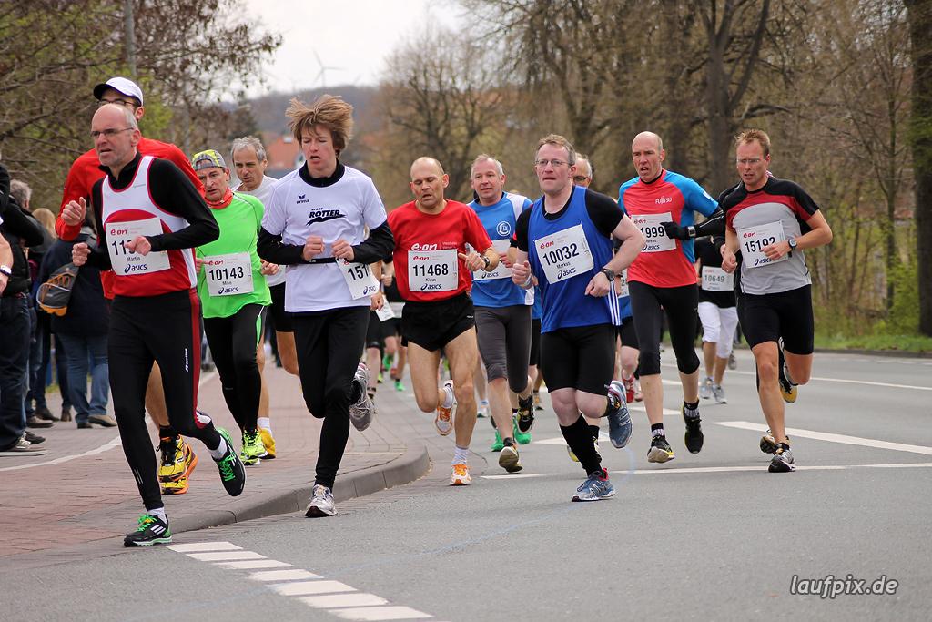 Paderborner Osterlauf 10km - km1 2012 - 62