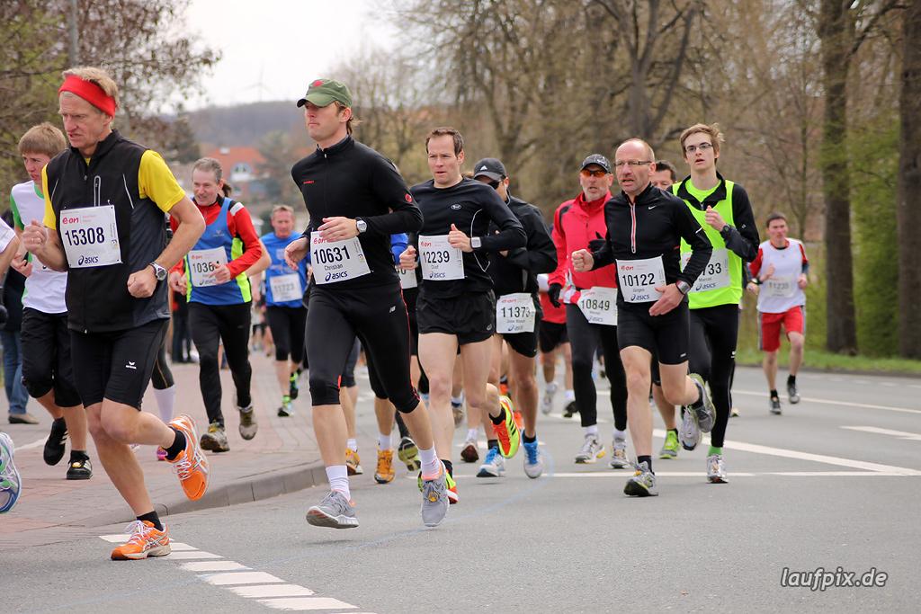 Paderborner Osterlauf 10km - km1 2012 - 86