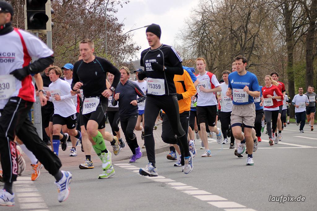 Paderborner Osterlauf 10km - km1 2012 - 122