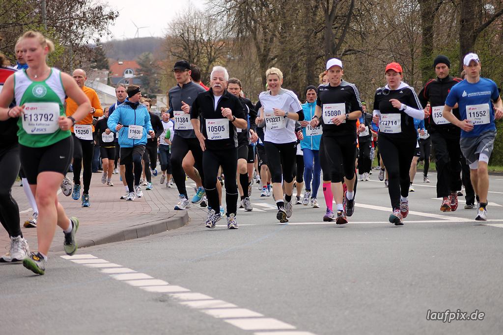 Paderborner Osterlauf 10km - km1 2012 - 134