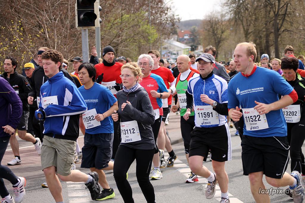 Paderborner Osterlauf 10km - km1 2012 - 239