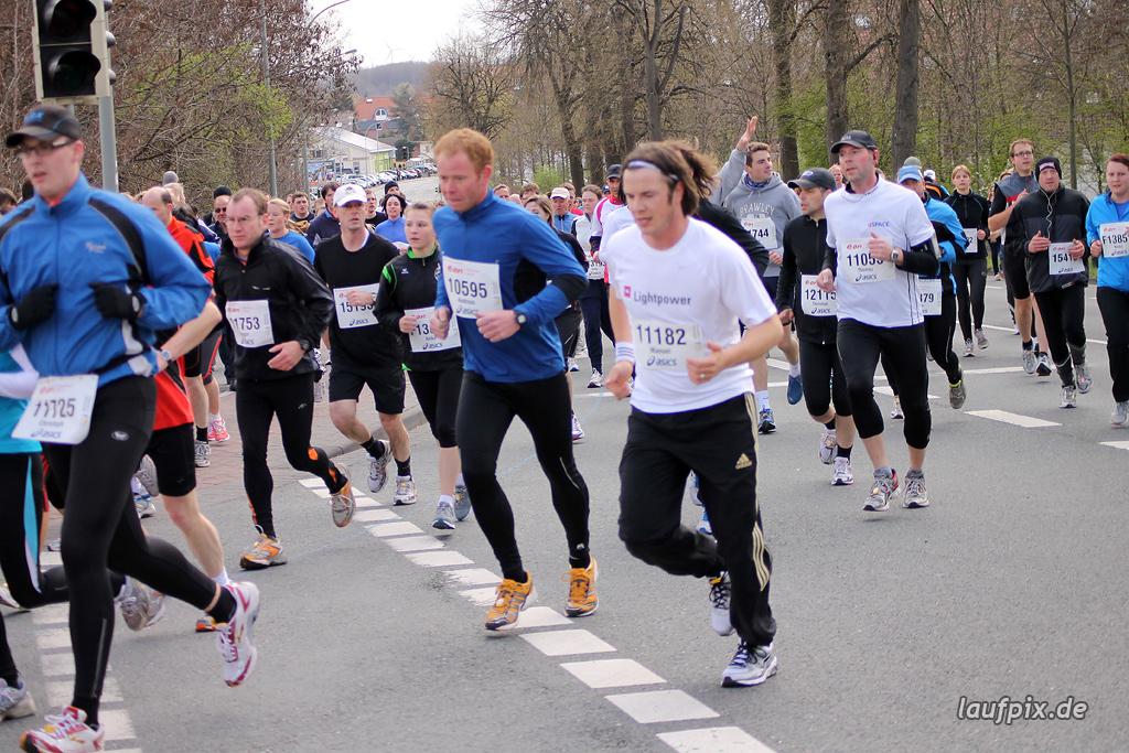Paderborner Osterlauf 10km - km1 2012 - 437