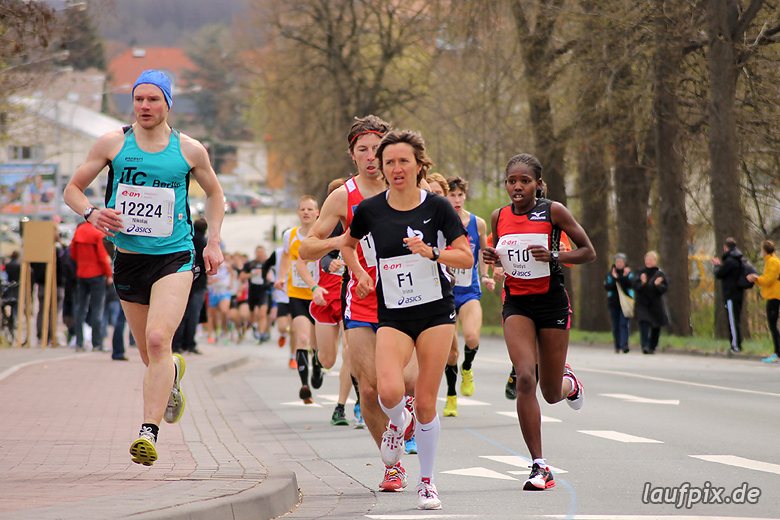 Paderborner Osterlauf 10km - km1 2012 - 15