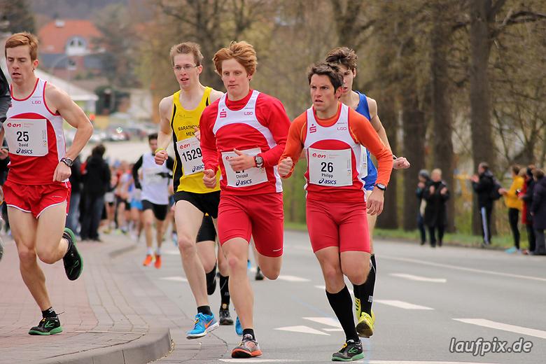 Paderborner Osterlauf 10km - km1 2012 - 19