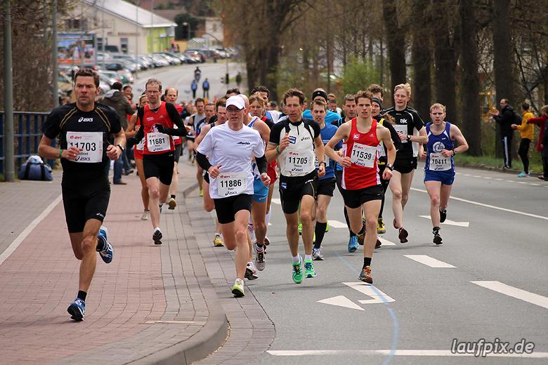 Paderborner Osterlauf 10km - km1 2012 - 24