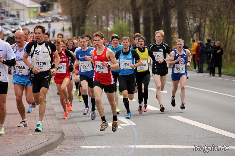 Paderborner Osterlauf 10km - km1 2012