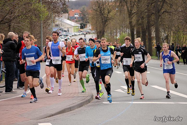 Paderborner Osterlauf 10km - km1 2012 - 29
