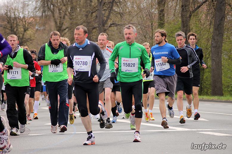 Paderborner Osterlauf 10km - km1 2012 - 102