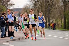 Paderborner Osterlauf 10km - km1 2012 - 9