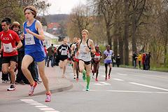 Paderborner Osterlauf 10km - km1 2012 - 10