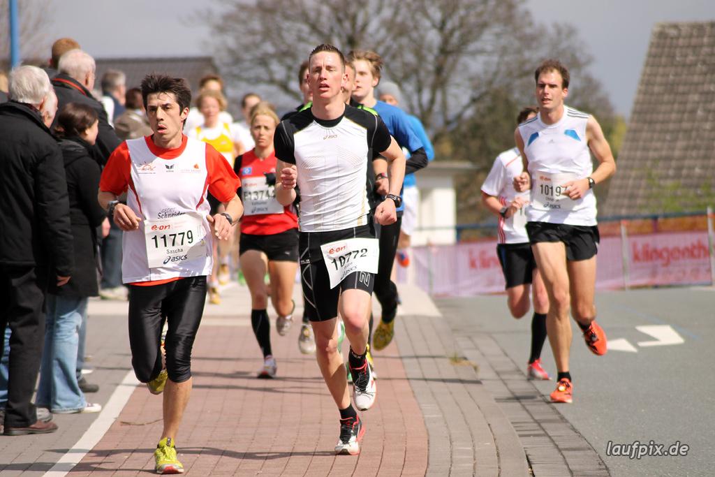 Paderborner Osterlauf 10km - km5 2012 - 89